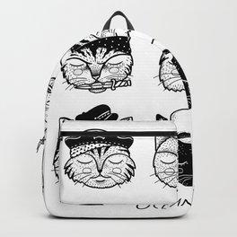 Ocean Cats Backpack