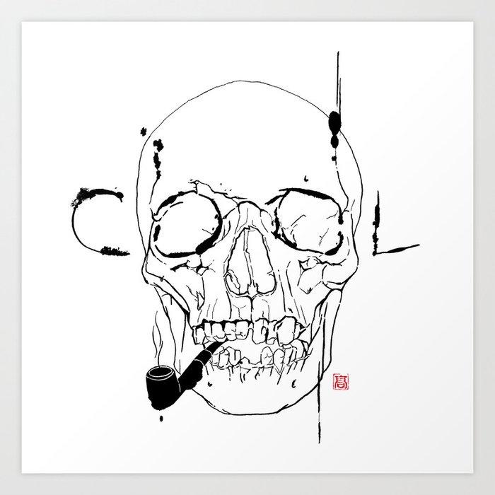 C O O L Art Print