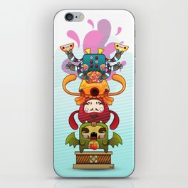 Monster´s Totem iPhone Skin
