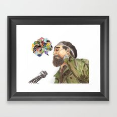 A Revolutionary Idea Framed Art Print