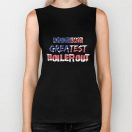 America's Greatest Boiler Out Biker Tank