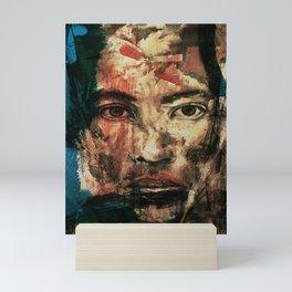 The Human Race 2 Mini Art Print