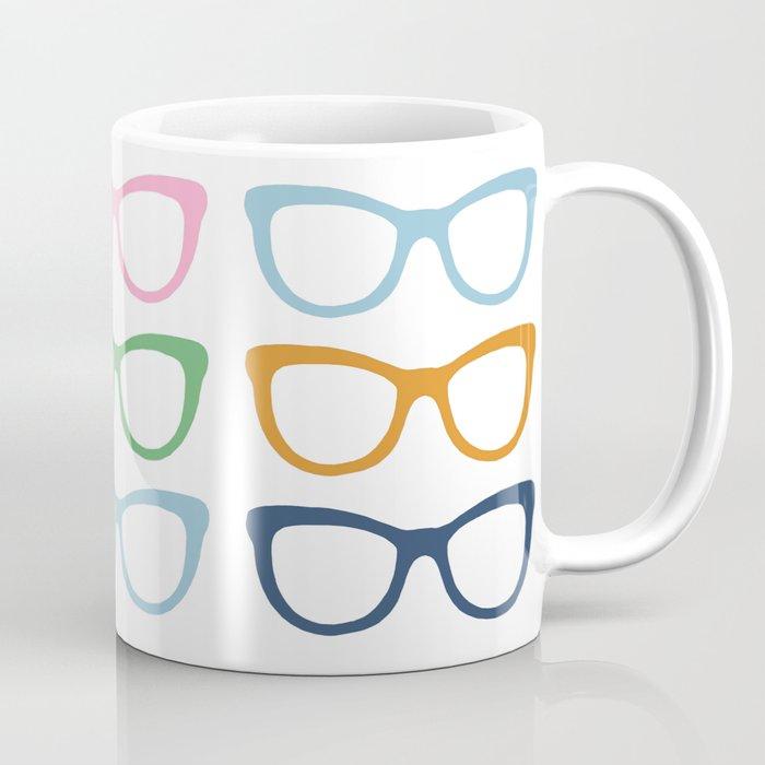 Glasses #4 Coffee Mug