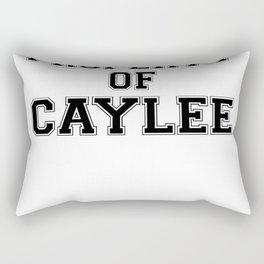 Property of CAYLEE Rectangular Pillow