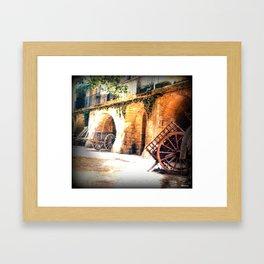Languedoc  Framed Art Print