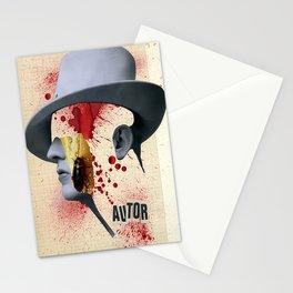 Autor, autor Stationery Cards
