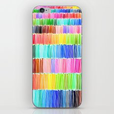 PRISMATIC RAINBOW iPhone & iPod Skin