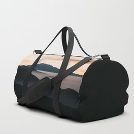CLOUDY MOUNTAINS Duffle Bag
