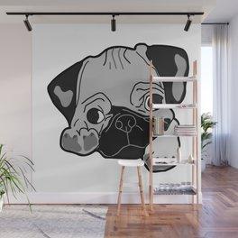 A Friend Wall Mural