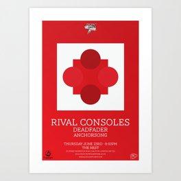 Rival Consoles Art Print