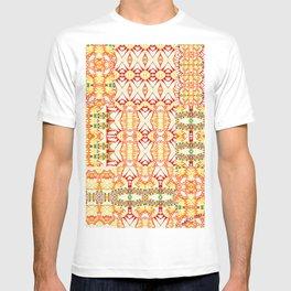 CALICO SUN QUILT T-shirt