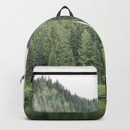 Burnt Lake, Oregon Backpack