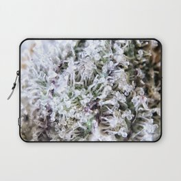 Platinum Purple Strain Genetics OG Kush x Purple Urkle Laptop Sleeve