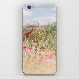 Aquarelle dreams of nature iPhone Skin