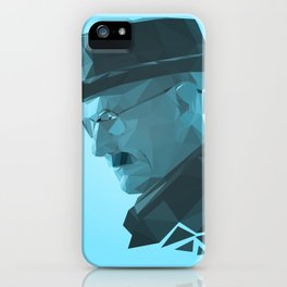 Walter. iPhone Case