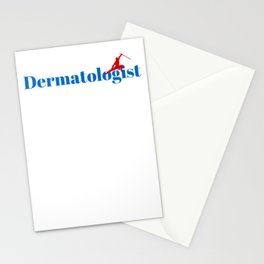 Top Dermatologist Stationery Cards
