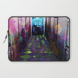 """Doorways to Imagination"" by surrealpete Laptop Sleeve"