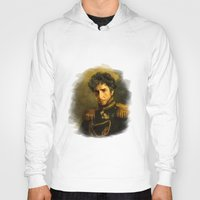 dylan Hoodies featuring Bob Dylan - replaceface by replaceface