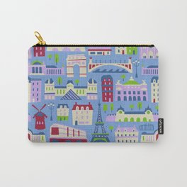 J'adore Paris Carry-All Pouch