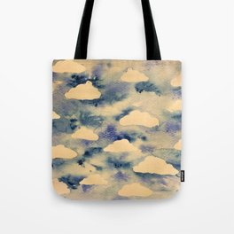 Cloud sky  Tote Bag