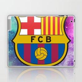 Barcelona Galaxy Design Laptop & iPad Skin
