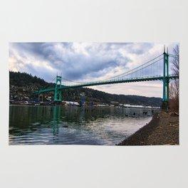 St. Johns Bridge Rug