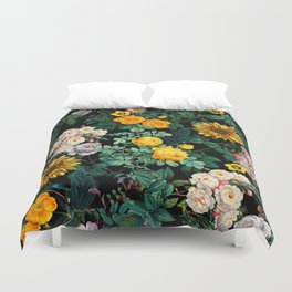 Midnight Garden XX Duvet Cover