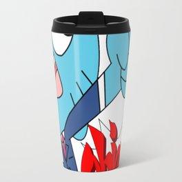 Phoenix Gumball Metal Travel Mug
