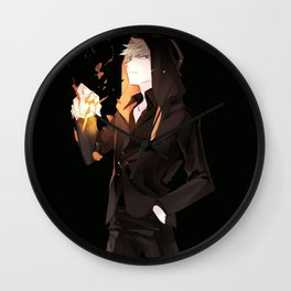 Katsuki Bakugou Great3 Wall Clock