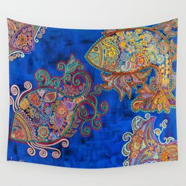 The Water Angels Wall Tapestry