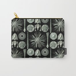 Ernst Haeckel - Scientific Illustration - Echinidea (Sea Urchins) Carry-All Pouch