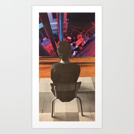interrogation techniques Art Print