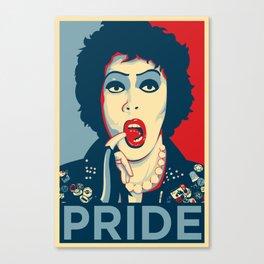 Pride - Rocky Horror Picture Show Canvas Print