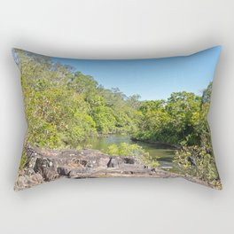 Stunning Barron River Rectangular Pillow
