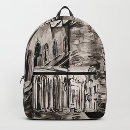 Venice Canal Backpack
