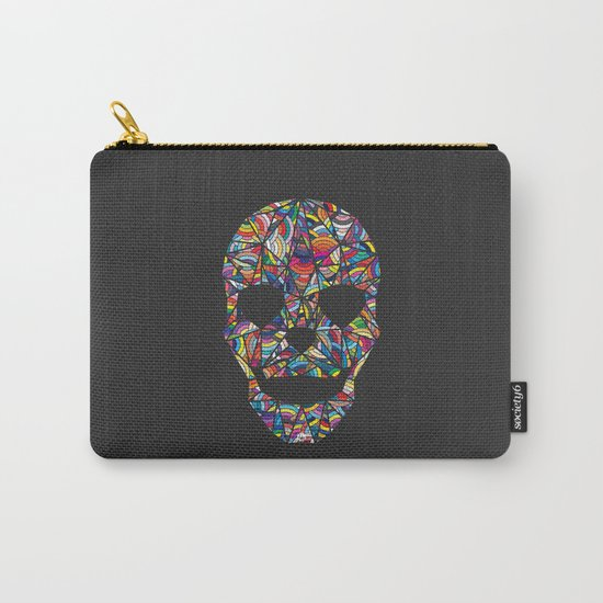 Under Your Skin in Glorious Technicolor Carry-All Pouch