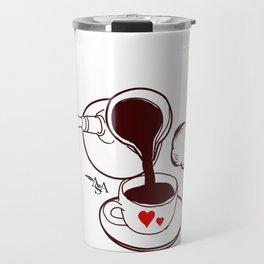 Sourj Love Travel Mug