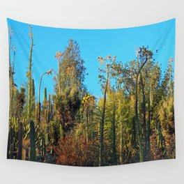 Cactus 1 Wall Tapestry
