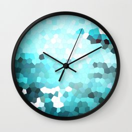 Hex Dust 2 Wall Clock