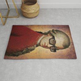 Hipster Mozart Rug