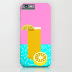 Lemonade /// www.pencilmeinstationery.com iPhone 6s Slim Case
