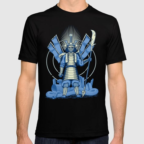 Samurai Nightmare T-shirt