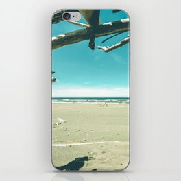 Drift Wood Castle iPhone Skin