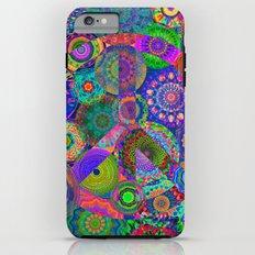 Hippies' Garden iPhone 6 Plus Tough Case