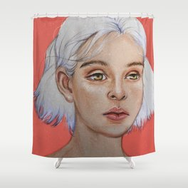 Stargirl Shower Curtain