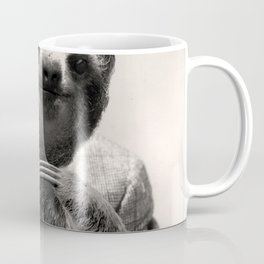 Gentleman Sloth with Assorted Pose Coffee Mug