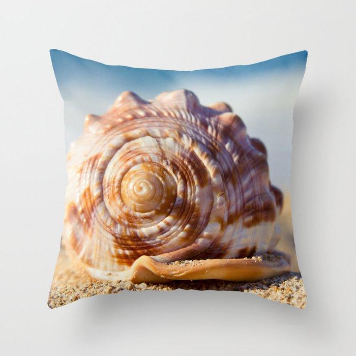 Hawaii Gentle Breeze Throw Pillow