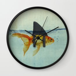 BRILLIANT DISGUISE 02 Wall Clock