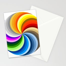 Ubuntu 36 Swirl Stationery Cards