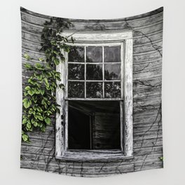 Itching for a closer look Wall Tapestry